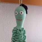 Grøn Blæksprutte