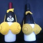 De to forskellige vinflasker